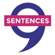 9 Sentence Blog
