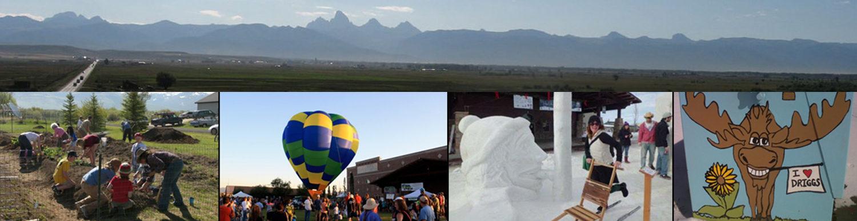 The Local Crowd Teton Valley