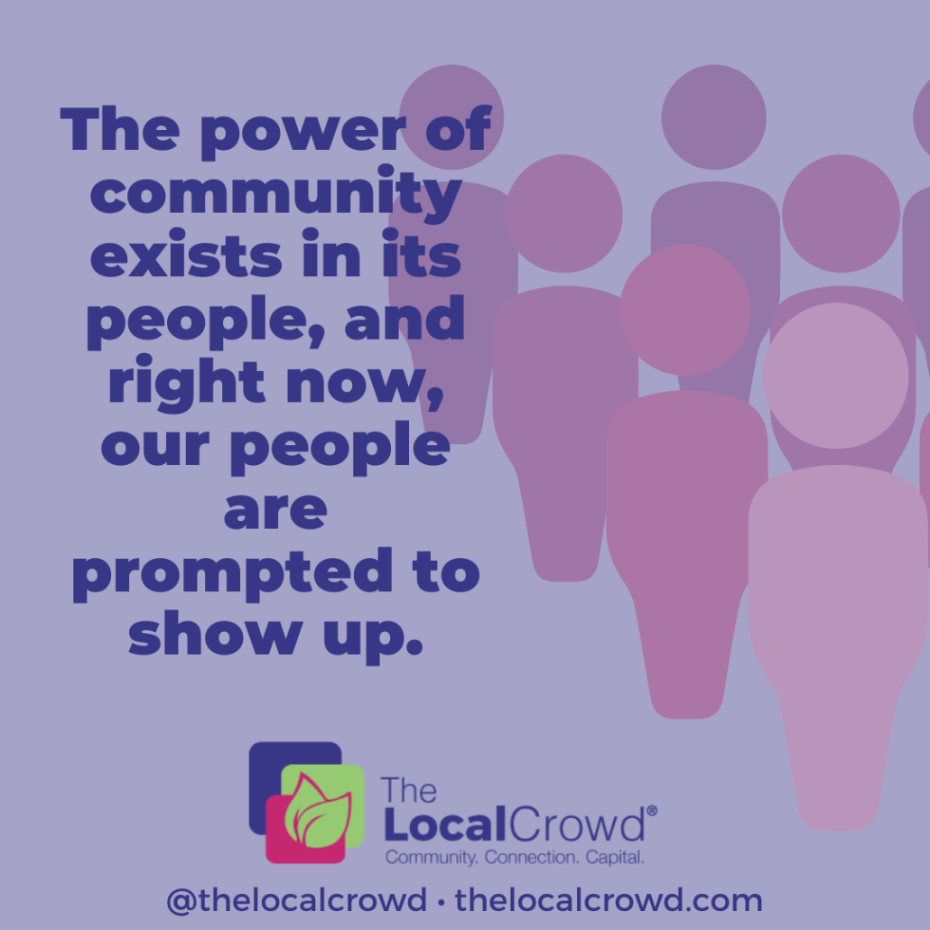 The Power of Community in Crisis