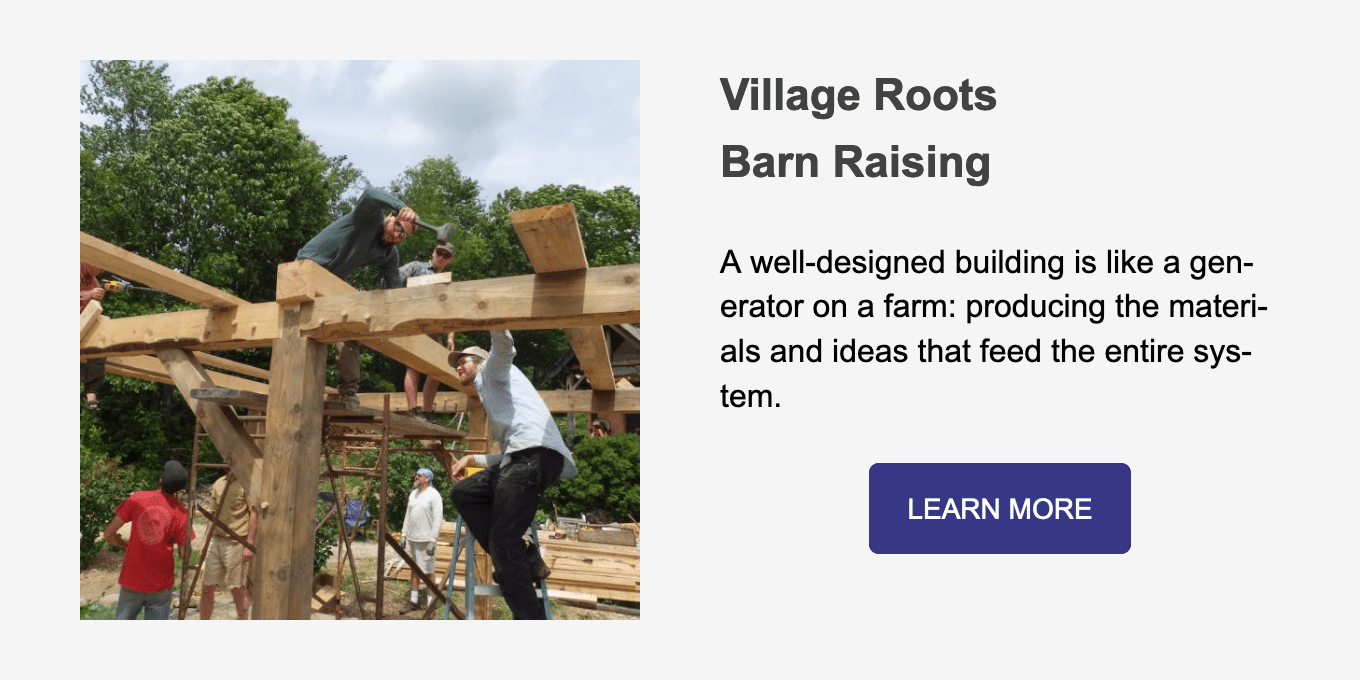 Celebrate Local Food with Crowdfunding, Village Roots