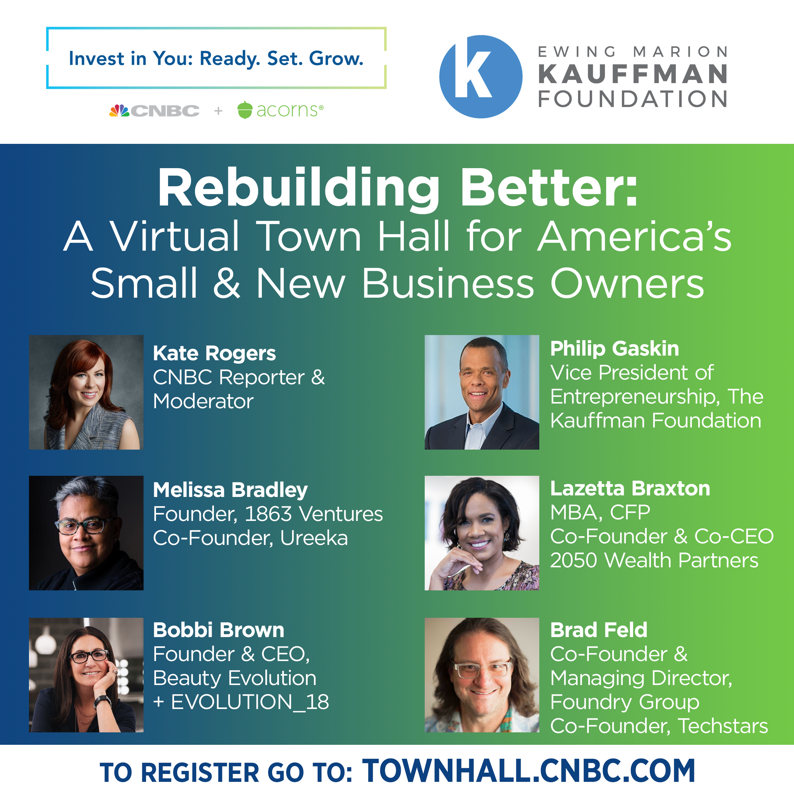 Rebuilding Economies: A Virtual Town Hall for America's Businesses